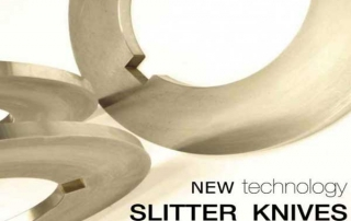 New Technology Slitter Blades